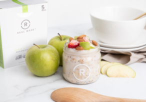 Real Made Overnight Oats